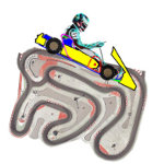 Kart Simulator - Find the best line on the most important tracks of the Kart championships - by NT-Project