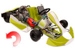 Technical and Solutions to get the most out of your kart in practice and race